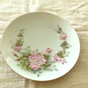 GUC: Vintage Hand-Painted Bavarian Plate